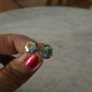 Preowned Aurora boralis quartz.